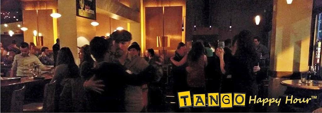 Tango Happy Hour