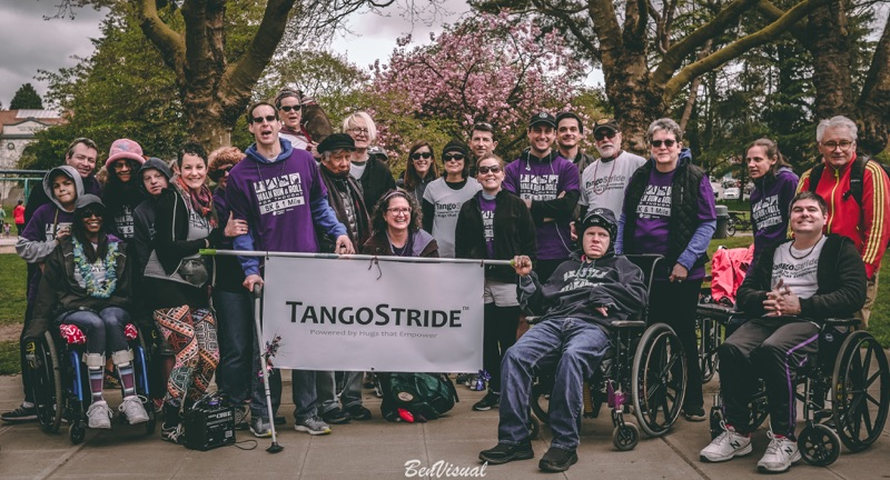 Join or Sponsor our TangoStride™ Team!