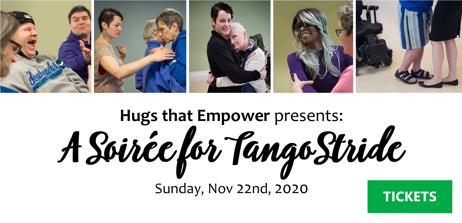 Hugs that Empower powers the TangoStride Program