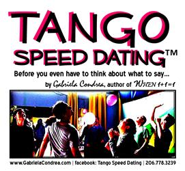 Speed dating what to say